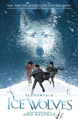 Elementals: Ice Wolves book