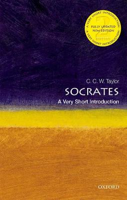 Socrates: A Very Short Introduction by C.C.W. Taylor