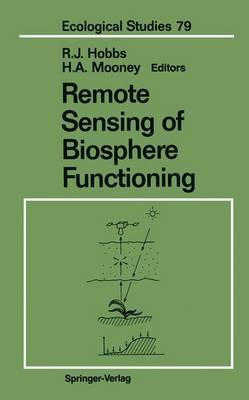 Remote Sensing of Biosphere Functioning by Richard J Hobbs