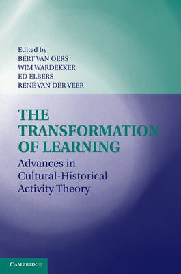 The Transformation of Learning by Bert van Oers