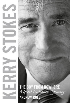 Kerry Stokes book