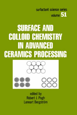 Surface and Colloid Chemistry in Advanced Ceramics Processing by Robert J. Pugh