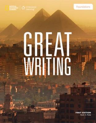 Great Writing Foundations - Student Book book