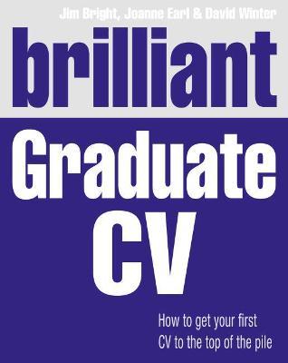 Brilliant Graduate CV book