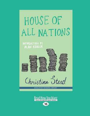 House of All Nations book