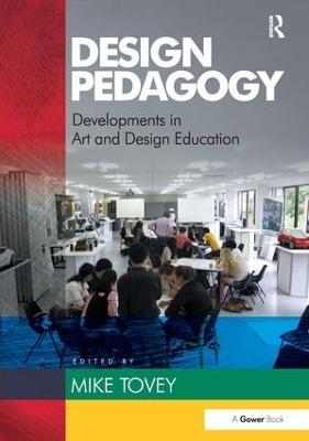 Design Pedagogy book