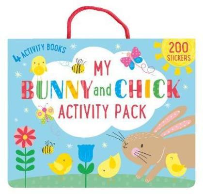 My Bunny and Chick Activity Pack by Parragon Books Ltd
