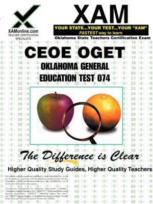Ceoe Oget Oklahoma General Education Test 074 Teacher Certification Test Prep Study Guide by Xamonline