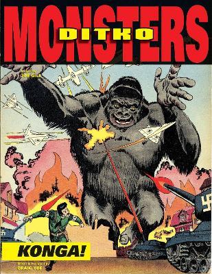 Ditko's Monsters book