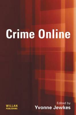 Crime Online by Yvonne Jewkes