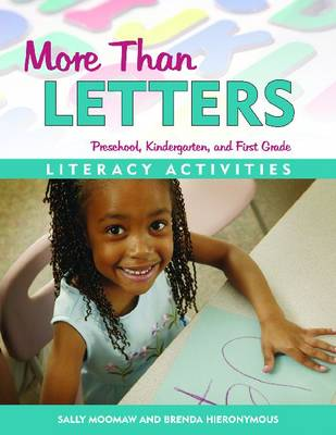 More Than Letters by Sally Moomaw