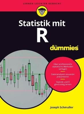 Statistik mit R fur Dummies by Joseph Schmuller
