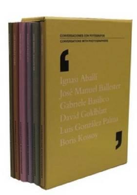 Conversations with Photographers - Basilico,Palma,Petersen,Goldblatt,Ballester,Aballi by Gabriele Basilico
