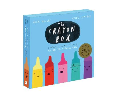 The Crayon Box by Drew Daywalt