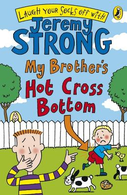 My Brother's Hot Cross Bottom book