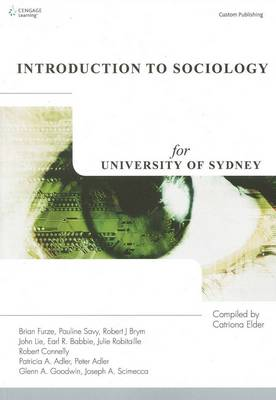 CP0560 Introduction to Sociology by Brian Furze