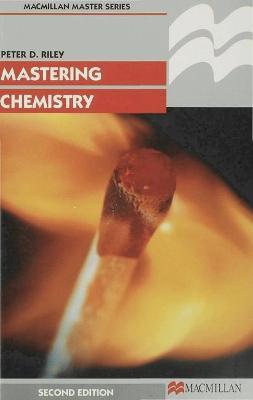 Mastering Chemistry book
