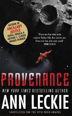 Provenance by Ann Leckie