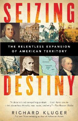 Seizing Destiny book