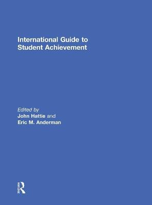 International Guide to Student Achievement book