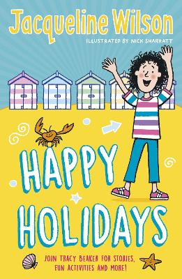 Jacqueline Wilson's Happy Holidays by Jacqueline Wilson