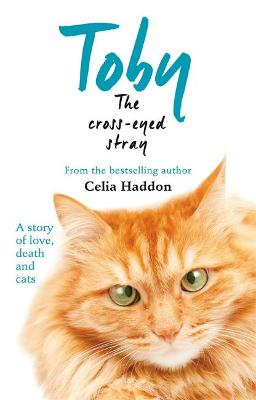Toby The Cross-Eyed Stray by Celia Haddon