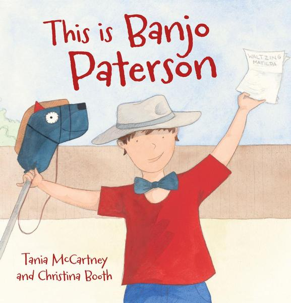 This is Banjo Paterson by Tania McCartney