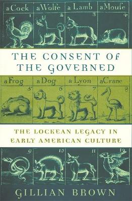Consent of the Governed book