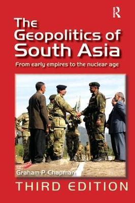 Geopolitics of South Asia book