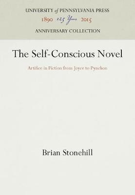 The Self-Conscious Novel by Brian Stonehill