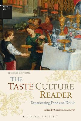 Taste Culture Reader by Carolyn Korsmeyer