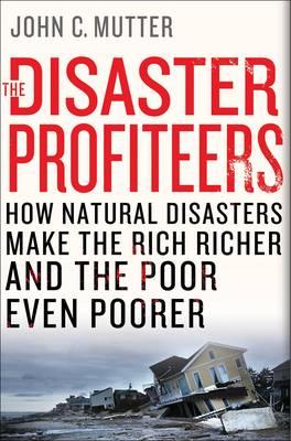 Hiding Behind Hurricanes by John C. Mutter