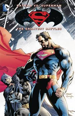 Batman vs Superman TP book