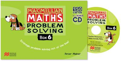 Maths Problem Solving Box 6 book