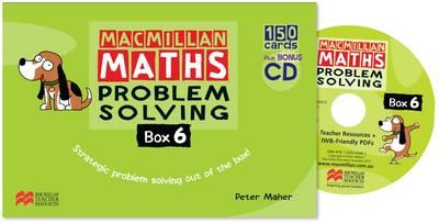 Maths Problem Solving Box 6 book