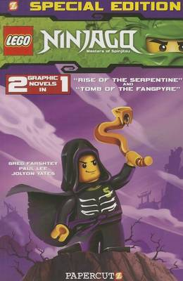 Lego Ninjago Special Edition: #2 2 in 1 by Greg Farshtey, Paul Lee, Jolyon Yates