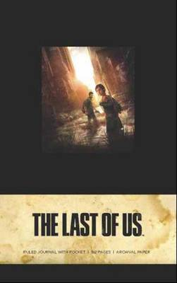Last of Us Hardcover Ruled Journal by . Naughty Dog