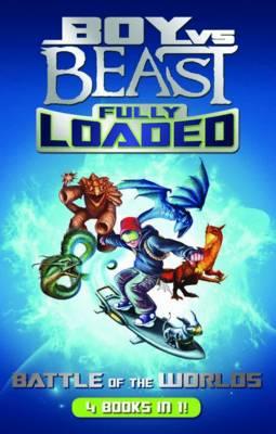 Boy vs Beast Fully Loaded: Battle of the Worlds by Mac Park