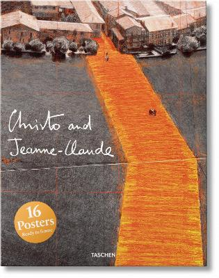 Christo and Jeanne-Claude. Poster Set by Christo & Jeanne-Claude