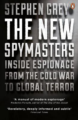 New Spymasters book