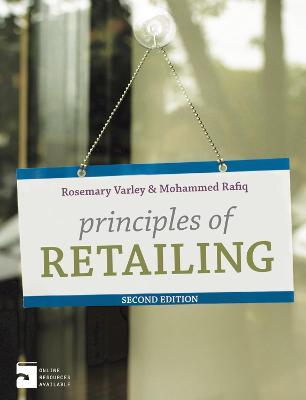 Principles of Retailing book