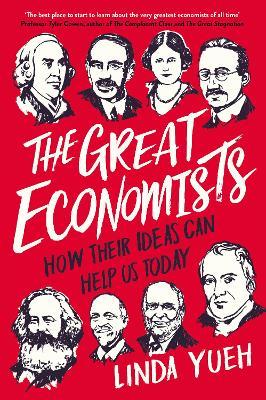 Great Economists book