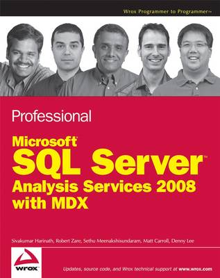 Professional Microsoft SQL Server Analysis Services 2008 with MDX book