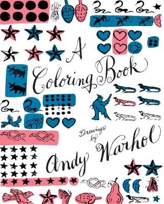 Coloring Book: Drawings by Andy Warhol by Andy Warhol