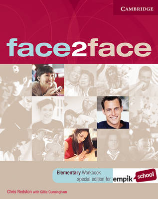 face2face Elementary Workbook with Key EMPIK Polish Edition by Chris Redston