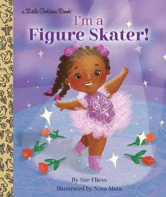 I'm a Figure Skater! book