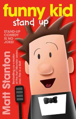 Funny Kid Stand Up book