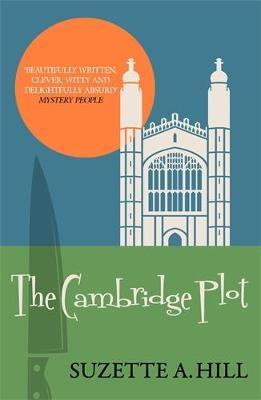 The Cambridge Plot by Suzette A. Hill