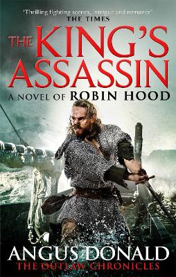 The King's Assassin by Angus Donald