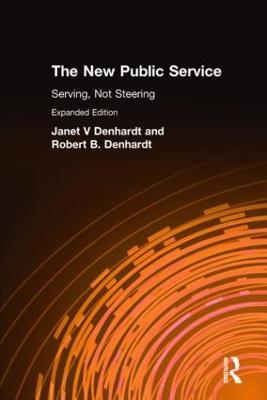New Public Service by Janet Vinzant Denhardt